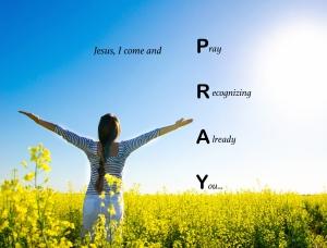 pray acronym